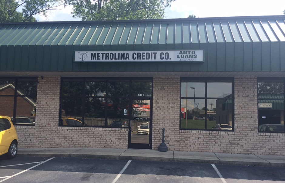 Metrolina Credit Co. of Burlington